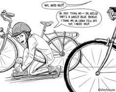 Romancing the Bike by bikeyface, via Flickr