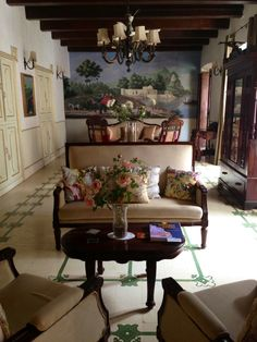 Siolim house goa, a lovely 150yr Portuguese house now a boutique property to stay in north goa.
