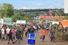 Festivals play a crucial role in switching on our environmental antennas.