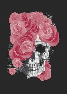 * Lee, FW14 lauracaracciolo.tumblr.com Skull, Tumblr, Homemade, Art, Skulls, Good Things, Cute Stuff, Craft Art, Kunst