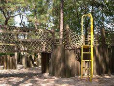 Riverside Resort - Disney World Riverside Port Orleans Backyard Playground, Playground Ideas, Backyard Ideas, Riverside Resort, Walt Disney World Orlando, Diy Garden, The Ranch, Patio Design, Play Houses