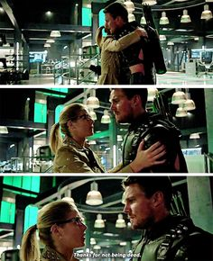Arrow - Oliver & Felicity #4.22 #Olicity <3