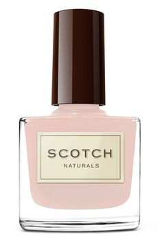 "Easter bunny, bring me some Scotch nail polish!  ""Neat"" pink is so pretty!"
