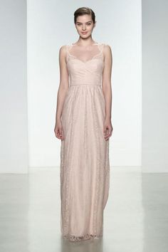 Understated Elegance by Amsale | Amsale's stunning Spring 2015 bridesmaid collection