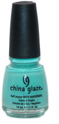 China glaze is my favorite brand of nail polish! Works flawlessly.