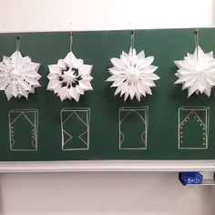 In this DIY tutorial, we will show you how to make Christmas decorations for your home. The video consists of 23 Christmas craft ideas. You will learn how to. Diy Crafts To Do, Cool Diy Projects, Holiday Crafts, Christmas Crafts, Christmas Decorations, Paper Crafts, Christmas Origami, Canvas Crafts, Kids Christmas