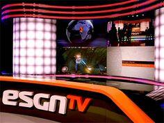 """Lancement aujourd'hui de l'eSports Global Network : ESGN - ESGN TV est un réseau de retransmission international en ligne, diffusant du contenu eSport en non-stop, 24h/24. Avec l'animateur Dan """" Frodan """" Chou, expert en sports électroniques, et Morgan ..."""