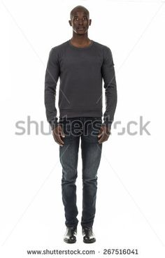 Kind of a boring pose, but similar to what we had -- African American Man Sweater Stock Photos, Images, & Pictures   Shutterstock