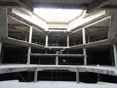 After 25 years of construction a glimpse inside North Korea's still unfinished 'Hotel Of Doom'