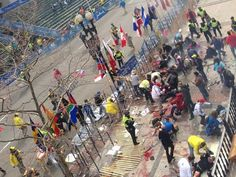 Boston Marathon - April 15, 2013                            But five days later police have found the two brothers who harmed so many.