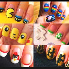 novelty nails.