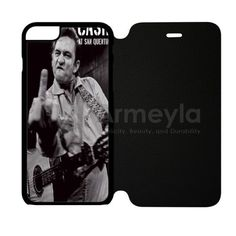 John R Johnny Cash iPhone 6/6S Flip Case | armeyla.com