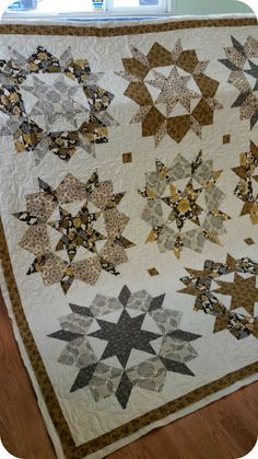 Swoon - QuiltNut Creations