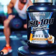 Dymatize ISO-100 Whey Protein Powder for Building Muscle* Ultra-Fast Absorption to Build and Repair Muscle* . Dymatize ISO-100 هو مسحوق بروتين الواى لبناء العضلات.  تمتصه خلايا الجسم بسرعة فائقة ليعمل على بناء العضلات واصلاح الخلايا العضلية.  . http://uae.sporter.com/dymatize-iso-100.html . #Dymatize #Iso100 #Wheyprotein #bodybuilding #supplements #gains #protein #highprotein #musclebuidling #fitness #workout #lifestyle #instspo #ripped #shredder #abs #triceps #sportercom .