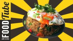 What's Jamie Eating Today? #13 | Nasi Goreng