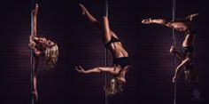 I had a Pole Dance Shooting with an ex Stunt Woman and now Pole Dance Trainer Steffi Zimmermann.  That is an AWESOME Sport! You really should check that out and is nothing what you think about sexy strip club style, that sport could be hardcore.  Please rate and fav the picture if you like it.