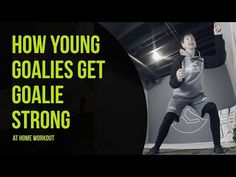 Youth Hockey, Hockey Goalie, Hockey Mom, Hockey Workouts, Fitness Design, Drills, Good To Know, Logan, At Home Workouts