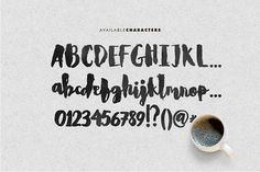 Carlitos | Grunge Script by Katsia Jazwinska on @creativemarket