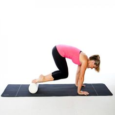 Why You Need a Foam Roller - How to Use a Foam Roller - Shape Magazine