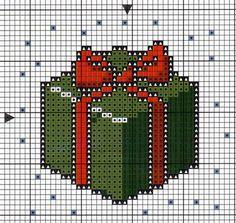 Ponto cruz: Natal Ponto Cruz …