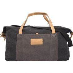 Geanta casula, din canvas - MyMan Hand Luggage, Leather Handle, Gym Bag, Pocket, Zip, Canvas, Stylish, Bags, Tela