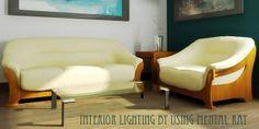 intertior lighting 3d tutorial