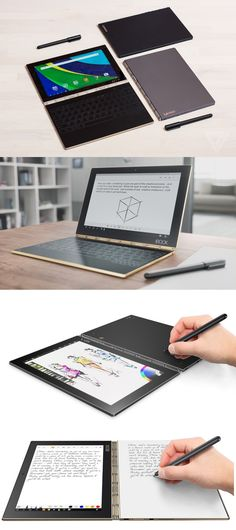 Lenovo to Launch its 'Thinnest 2-in-1' Yoga Book on Tuesday in India