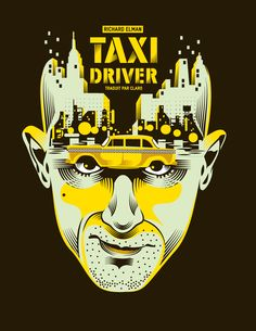 Taxi Driver by Yann Legendre at Debut art