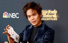 America's Got Talent season 13 winner and America's Got Talent: Champions season one winner Shin Lim, who is known for his elaborate close-up magic routines, returned for the season two finale of Champions, performing with Colin Cloud, who competed on season 12. And this time around, Shin was just able to enjoy appearing in front of..