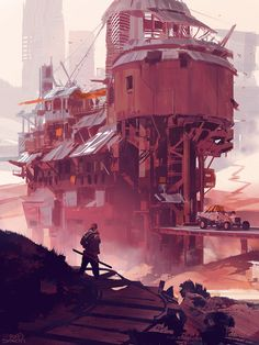 """SPARTH — a while ago a did """"shelter..."""