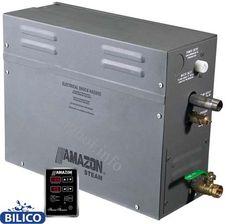 Lắp đặt phòng xông hơi ướt các trung tâm Spa sử dụng dòng máy xông hơi ướt Amazon 9KW