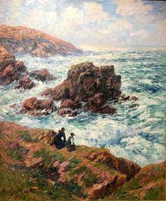 Henry Moret | Ackerman's Fine Art