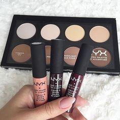 IG: makeupslaves | #makeup