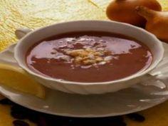 Receita de Sopa de feijão - Tudo Gostoso