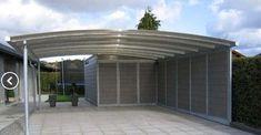 Carport & Überdachung - Creativ Zaun Design GmbH Carport Modern, Carports, Aluminium, Pergola, Garage, Outdoor Structures, Outdoor Decor, Design, Home Decor