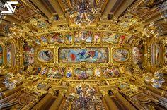 Más tamaños   Plafond de l'Opéra Garnier   Flickr: ¡Intercambio de fotos!