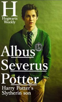 I do like the fact that Al is a Slytherin. I'm a Ravenclaw ❤❤ But after Draco, I have just an itsy bitsy amount of respect for Slytherin House, and I do love Albus Potter, so yeah ❤❤❤ Images Harry Potter, Harry Potter Fan Art, Harry Potter Universal, Harry Potter Fandom, Harry Potter World, James Potter, Albus Severus Potter, Draco Malfoy, Harry E Gina