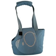 SOFT BAG DENIM - PICCOLA BORSA PORTA CANE BLU JEANS