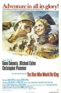 The Man who would be King (1975) [Der Mann, der König sein wollte]