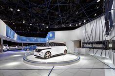Volkswagen Internationaler Autosalon Genf 2016 Messeauftritt - Lichtgestaltung, Fachplanung Beleuchtung und Rigging rgb GmbH Essen