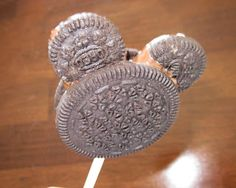 Mickey Oreo Cookie Pops