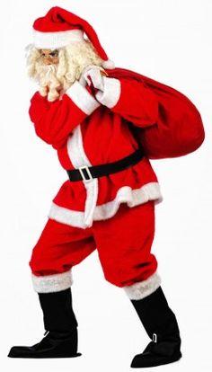 a8018e0d2e040 11 meilleures images du tableau Déguisements de père Noël ...