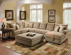 4510 Casual Sectional Sofa Group with Chaise by Corinthian - Conlin's Furniture - Sofa Sectional Furniture Stores in Montana, North Dakota, South Dakota, Minnesota, and Wyoming.