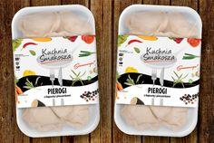 Kuchnia Smakosza | Label design