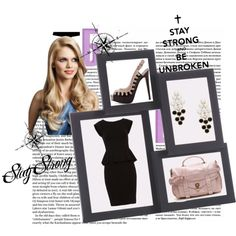 Fashion, created by cheerican on Polyvore