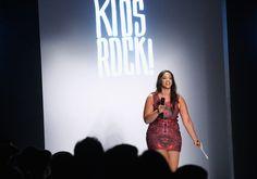 Dascha Polanco Photos - Kids Rock! - Front Row - Spring 2016 New York Fashion Week: The Shows - Zimbio