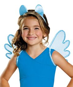 Look at this Rainbow Dash Kit Set on #zulily today!