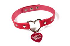 Daddy King, Hey Baby Girl, Kitten Play Collar, Collars Submissive, Slave Collar, Dom And Subs, Daddys Little Girls, Kawaii Accessories, Kittens Playing