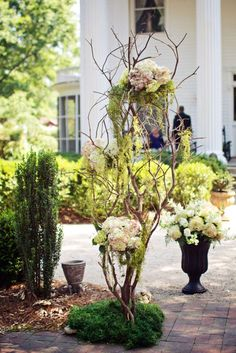 Madison Oaks Inn and Gardens Wedding by Kaylan Photography | Style Me Pretty