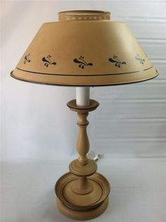 Antique Dale Tin Light Ceiling Fixture nice Vintage Collectible Electric 2 bulb